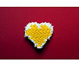 Heart, Crochet