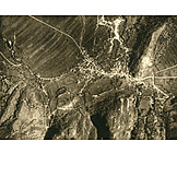 Eastern Front, Aerial View, Battle Of The Isonzo