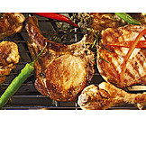 Broiling, Grill, Chop, Pork chop