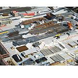 Building Activity, Building Construction, Construction Site