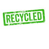 ökologisch, Wiederverwertbar, Nachhaltig, Recycled