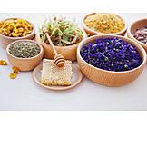 Natural Cosmetics, Herbs, Alternative Medicine, Bach Flowers
