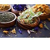 Natural Cosmetics, Alternative Medicine, Lime Blossoms