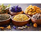 Herbal Medicine, Alternative Medicine, Naturopathy, Lime Blossoms