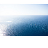 Mediterranean sea, Boats, Cap de formentor
