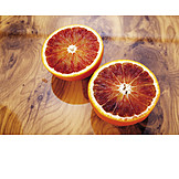 Orange, Citrus Fruit, Blood Orange