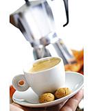 Espresso, Espresso pot