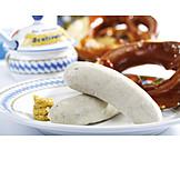Sausage, Weisswurst