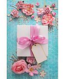 Gift, Valentine, Birthday Present