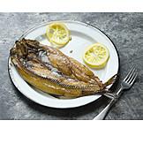 Prepared Fish, Smoked Fish, Dumper