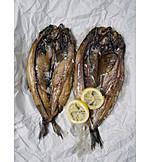 Smoked, Prepared Fish, Smoked Fish