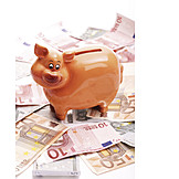 Piggy Bank, Saving, Savings