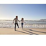 Loving, Love Couple, Beach Holiday