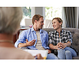 Couple, Advice, Counseling Session