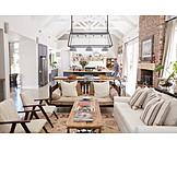 Interior Design, Eat-in Kitchen