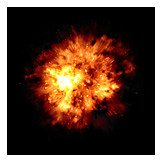 Fireball, Explosion, Flames
