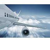 Airplane, Speed, Engine