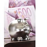 Piggy Bank, Savings