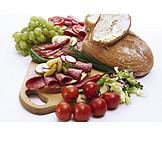 Snack, Sausage Bread, Picnic, Sandwich