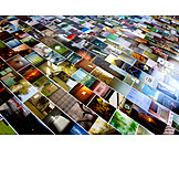 Photo, Archive, Image Flow