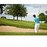 Golf, Golf, Golfing, Golfer