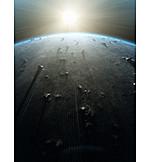 Science, Sunbeam, Future, Astronomy, Planet