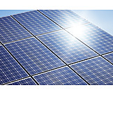 Solarpanel, Sonnenenergie, Photovoltaikanlage