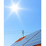 Solar Energy, Renewable Energy, Photovoltaic System