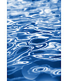 Water, Waves, Water Surface