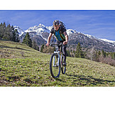 Active Seniors, Mountain Biking