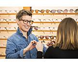 Glasses, Advice, Optometrist, Optician