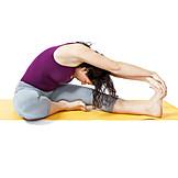 Gymnastics, Stretching, Stretching