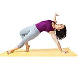 Körperspannung, Yoga, Gymnastik