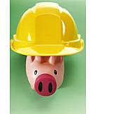 Savings, Labor Protection, Helmet