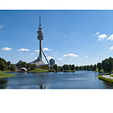 Television Tower, Munich, Olympic Tower