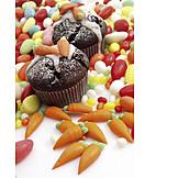 Süßigkeit, Muffin