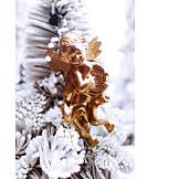 Baumschmuck, Weihnachtsengel