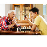 Domestic Life, Chess