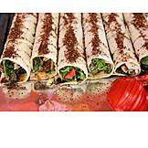 Türkische Küche, Dürüm