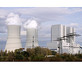 Industry, Coal Fired Power Plant, Energy Generation