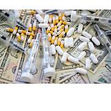 Kosten, Medikamente