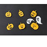 Halloween, Geister