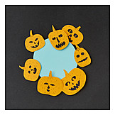 Handicrafts, Halloween