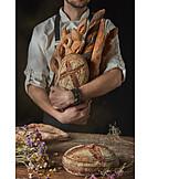 Bread, Pastry, Baking Trade