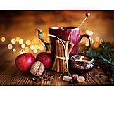 Tea, Advent season, Christmas