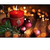 Weihnachten, Weihnachtszeit, Kerzenlicht, Weihnachtsdekoration