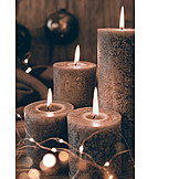 Christmas, Candlelight, Advent
