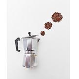 Coffee, Espresso, Espresso Pot