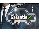 Auto, Garantie, Autohersteller