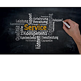 Service, Keywords